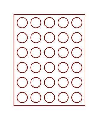 Betrouwbare Lindner 2101 Coin Box-gray / Red Insert Een Verrijkt En Voedingsstof Voor De Lever En De Nieren