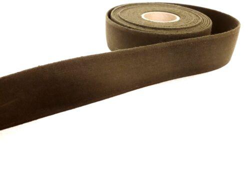 Craft ceintures Par mètre Fort Élastique Sangle 35 mm qualité supérieure Selle Maker