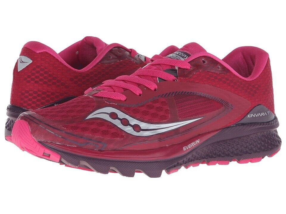 Saucony Kinvara 7 LR Women's Running shoes US Size 6 NIB S10340-1 Cerise Purple