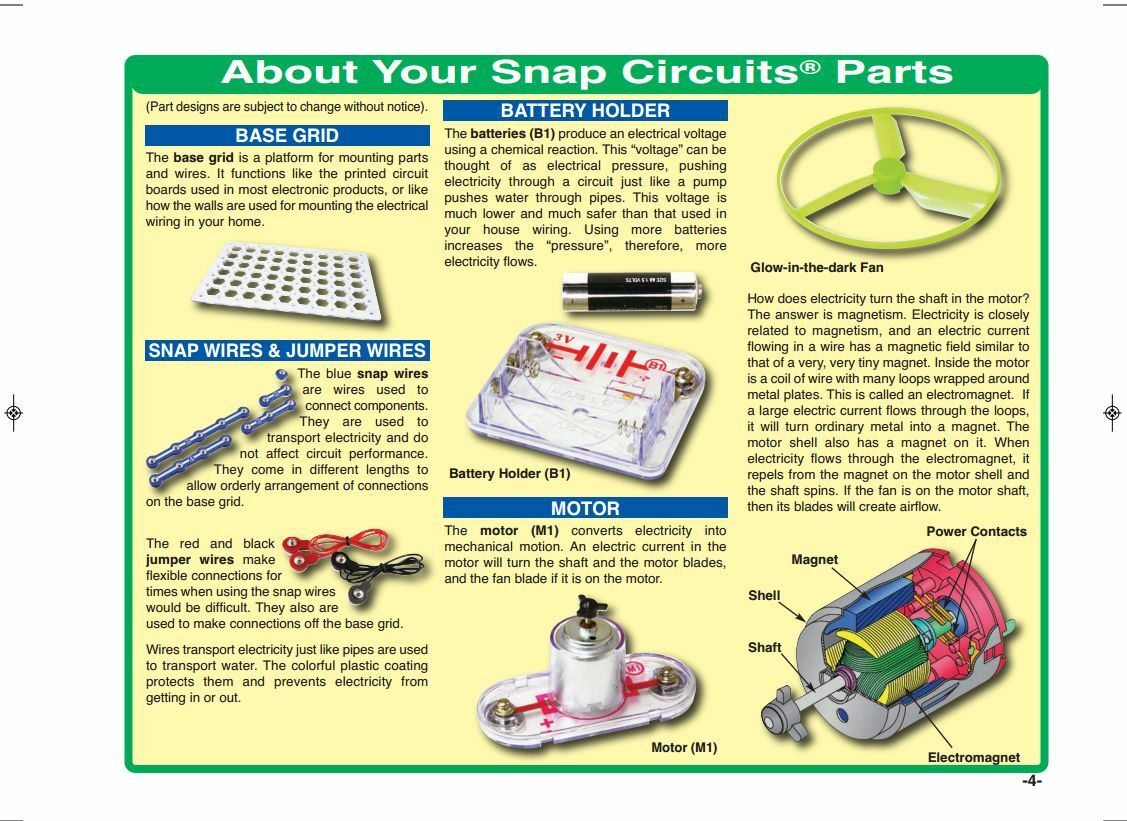 Snap Circuits Jr Select Sc 130 Just Opened Never Ebay
