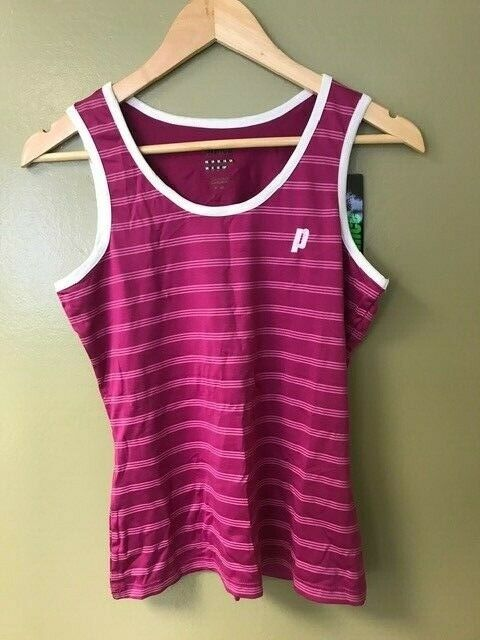 Prince Tank Top Women Pink T-Shirt