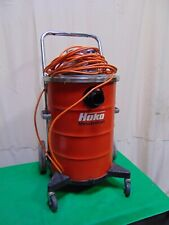 Hako Minuteman C80315 Metal Body Wet Dry Vacuum Cleaner Power Unit