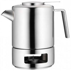 WMF Tee-Set Kult Tea 3tlg. 1,2l   Teekanne Stövchen Tee Kanne NEU ...