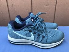 473cc40acaee item 2 Nike Air Zoom Vomero 12 Glacier Blue White Women 8.5 Running Shoes  863766-403 A7 -Nike Air Zoom Vomero 12 Glacier Blue White Women 8.5 Running  Shoes ...