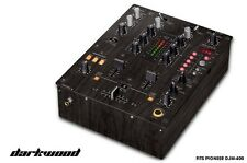 Skin Decal Wrap for Pioneer Djm-400 DJ Mixer CD Pro Audio Djm400 Parts Weeds BLK