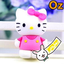 Hello Kitty USB Stick, 8GB Cartoon 3D USB Flash Drives WeirdLand