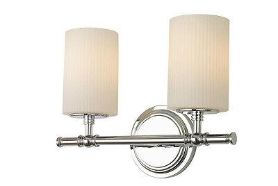 Modern 2 Light Vanity Fixture Bathroom Wall Sconce Lamp