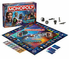Monopoly: Guardians of the Galaxy Volume 2 Collector's Edition board game