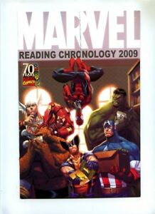 Marvel Reading Chronology 2009 1  Marvel 2009  VFN - Worthing, United Kingdom - Marvel Reading Chronology 2009 1  Marvel 2009  VFN - Worthing, United Kingdom