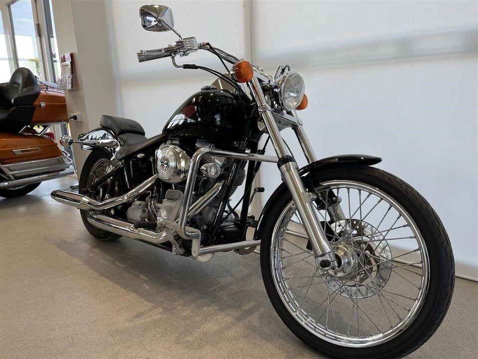 Harley-Davidson, FXST Softail Standard, ccm 1450