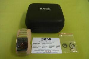 Armbanduhr-Rado-DiaStar-Keramik-129-0266-3-061-Kaliber-129-Datumsanzeige