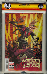VENOM-4-2nd-printing-EGS-9-8-NOT-CGC-Variant-1st-Knull-Cover-Cates-Stegman
