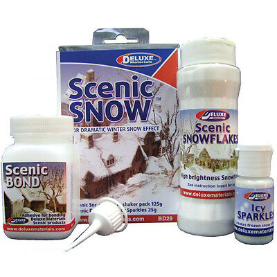 Deluxe Materials BD29 Scenic Snow Kit
