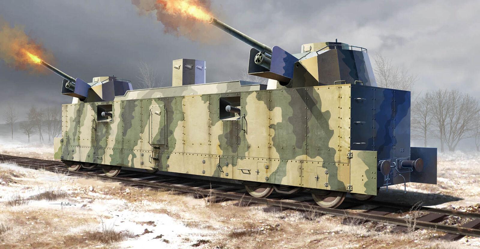 Trumpeter 00222 - 1 35 Soviet PL-37 Light Artillery Wagon - Neu  | Genialität