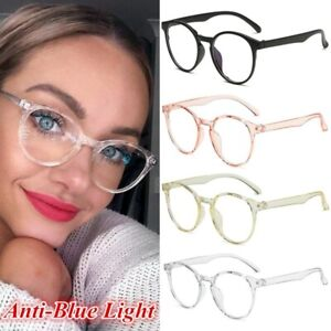Blue-Light-Blocking-Filter-Glasses-Anti-Eyestrain-Decorative-Computer-Spectacles