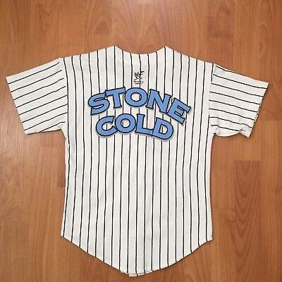 Vintage WWF stone cold Jersey