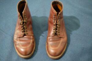 """Alden 405 """"Indy"""" boots 9.5 E"""