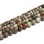 4-6-8-10mm-Lot-Bulk-Natural-Stone-Lava-Loose-Beads-DIY-Bracelet-Jewelry-Necklace thumbnail 184