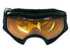 OAKLEY Skibrille Catapult Matte Black/Persimmon 57-409