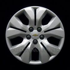 Hubcap For Chevrolet Cruze 2012 2016 Genuine Factory Oem 16 Inch Silver 3294 Fits 2012 Chevrolet Cruze Lt