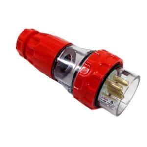 5PIN-10AMP-Straight-Industrial-Plug