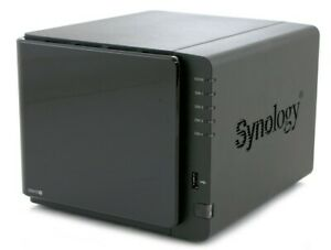 Synology DS415+ DiskStation Quad Core 4-Bay Network Attached Storage NAS