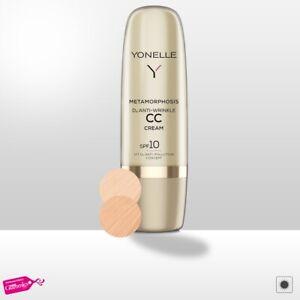 Yonelle Metamorphosis anti-wrinkle CC cream 2 neutral