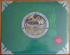 Dragonology - A 12-month wall calendar for 2008 (Rare Green Cover) - New Sealed
