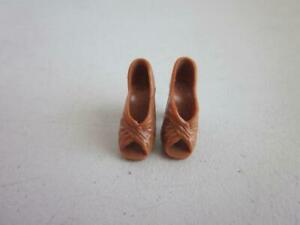Mego Cher Doll Shoes Diana Ross Farrah Fawcett vintage ANY color!