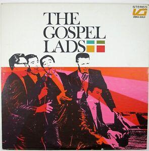 GOSPEL LADS The Gospel Lads LP 1970'S SOUTHERN GOSPEL NM- NM-