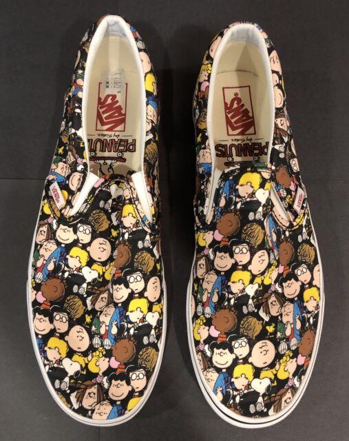 VANS Peanuts Classic Slip on The