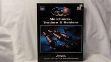 BABYLON 5 Merchants Traders & Raiders MGP3356 Science Fiction Space RPG (New)