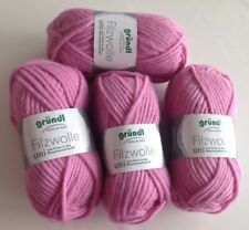 Filzwolle Color Gründl 50g Filzen 33 günstig kaufen | eBay
