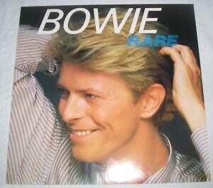 DAVID BOWIE - BOWIE RARE - Vinyl Album OIS mit Texten - Solingen, Deutschland - DAVID BOWIE - BOWIE RARE - Vinyl Album OIS mit Texten - Solingen, Deutschland
