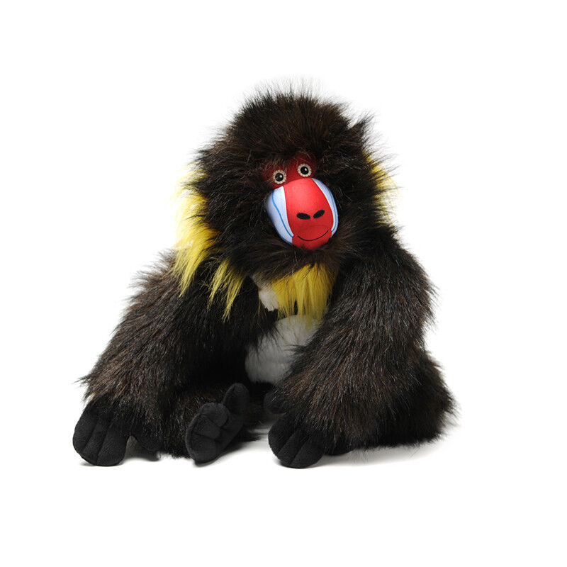 100% Zoobie Pet Bo Bo Baboon Plush with removable blanket Ready to Ship NEW