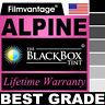 "FILMVANTAGE ALPINE 50% VLT 36"" x 70"" WINDOW TINT ROLL 91.44cm x 177.8cm"