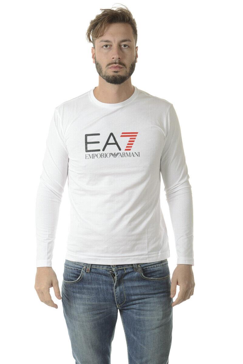 Emporio Armani EA7 T hemd schweißhemd Man Weiß 6YPTC1PJH7Z 1100 Sz.XL MAKEOFFER