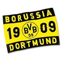 Bvb Fahne Borussia Dortmund 1909, 100 X 150 Neu Schwenkfahne