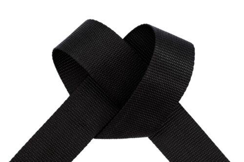 longueurs Sangle taschenband Noir O Blanc Largeur 10//15//20//25//30//40//50mm diff