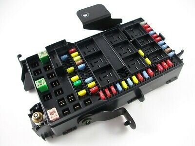 2003-2004 FORD F250 F350 Super Duty FUSE Injection BCM Box ...