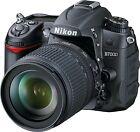 Nikon D D7000 16.2MP Digital SLR Camera - Black (Kit w/ AF-S DX VR 18-105mm Lens)
