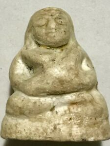 PHRA SANGKADJAY LP RARE OLD THAI BUDDHA AMULET PENDANT MAGIC ANCIENT IDOL#30