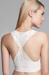 eb97f1a9454b Image is loading NEW-INTIMATELY-FREE-PEOPLE-GALLOON-LACE-RACERBACK-CROP-