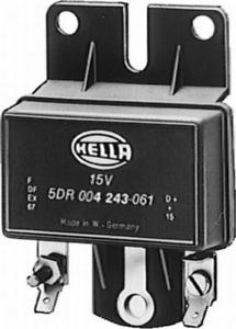 Generatorregler für Generator HELLA 5DR 004 243-051