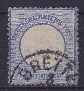 Dr Mi No. 26 With K1 Bretten Postmarked, Breast Shield 1872, Bn 055