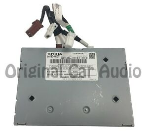 14 15 toyota satellite radio receiver module and wire connector image is loading 14 15 toyota satellite radio receiver module and