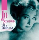 Live in London, 1959 * by Jo Stafford (CD, Apr-2014, Sepia Records)