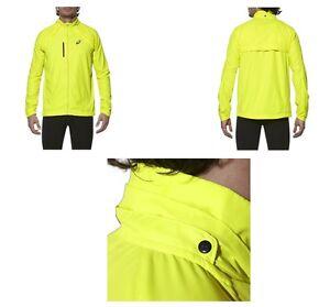 giacca running uomo asics