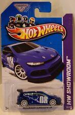 Hot Wheels 2013 HW Showroom Volkswagen Scirocco GT 24 VW Blue Quantity