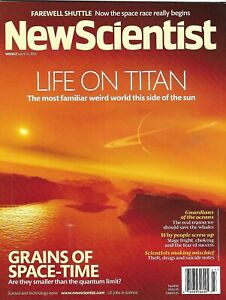 New-Scientist-Magazine-Life-on-Titan-Grains-of-Space-Time-Guardians-of-the-Ocean